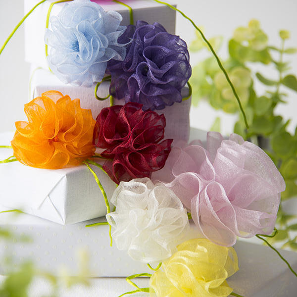 Organdy Ribbons