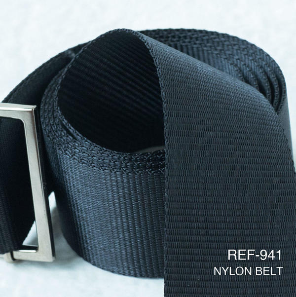 New Item : REF-941  NYLON BELT