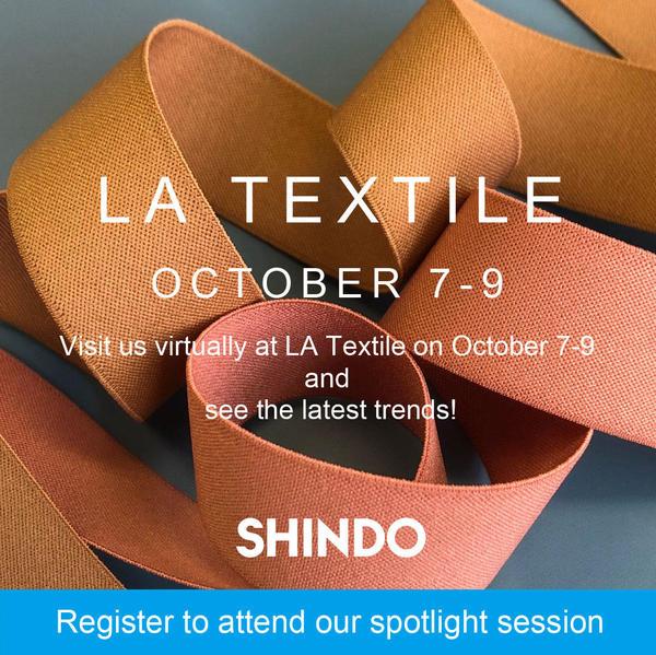 Exhibition News / LA TEXTILE 21-22 A/W