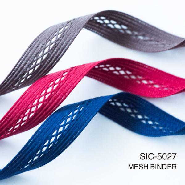 New Item : SIC-5027 / MESH BINDER