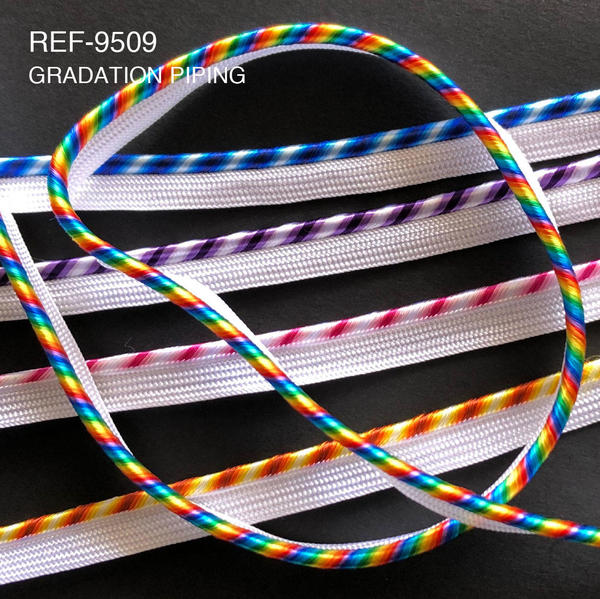 New Item : REF-9509 / GRADATION PIPING