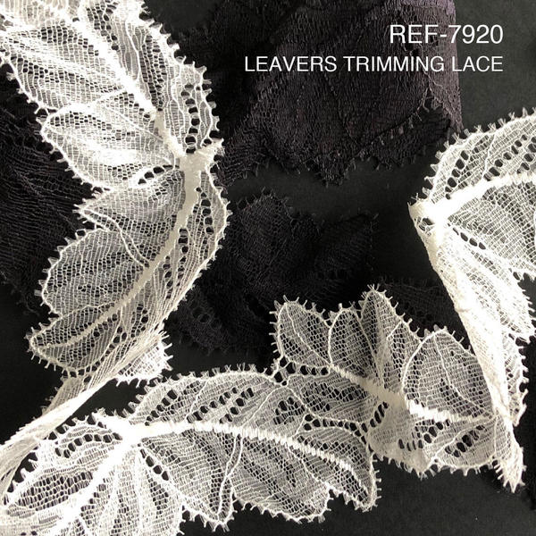 New Item : REF-7920/ LEAVERS TRIMMING LACE