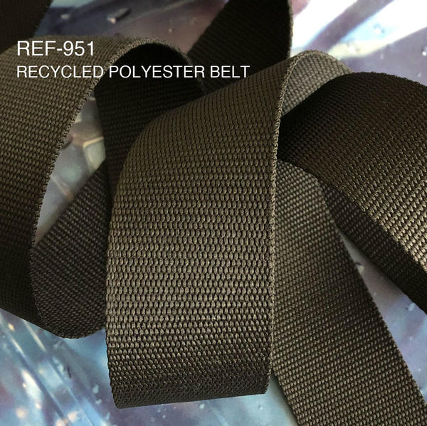 New Item : REF-951 / RECYCLED POLYESTER BELT