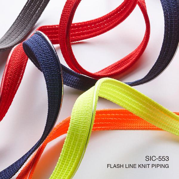 Item : SIC-553/ FLASH LINE KNIT PIPING
