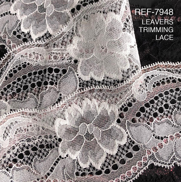 New Item : REF-7948/ LEAVERS TRIMMING LACE