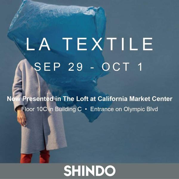 Exhibition News / LA TEXTILE