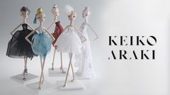 WEBマガジン新着のお知らせ/オリエンタルな美とモード・センスでファッション業界からも注目されるモダンドール。